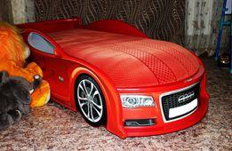 Audi/Ауди A4 Детская Кроватка Машина, + Доставка/Рассрочка