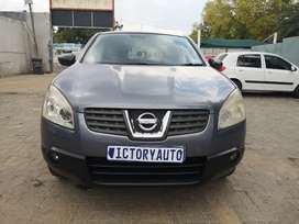 2009 Nissan 1.6 Qashqai ( FWD ) cars for sale in South Africa