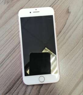 Rose Gold iPhone 7 128 gb for sale R 6 000.00