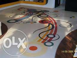 Укладання покриття для підлоги