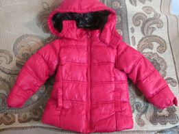 Куртка девочка демисезонная Terranova Kids