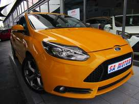 S FORD FOCUS 2.0 GTDi ST3 (5DR)