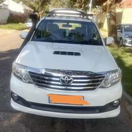 Toyota fortuner forsale