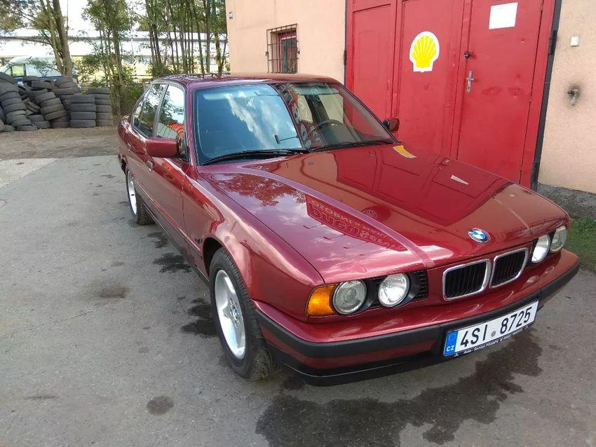BMW E34 525td 1994 0