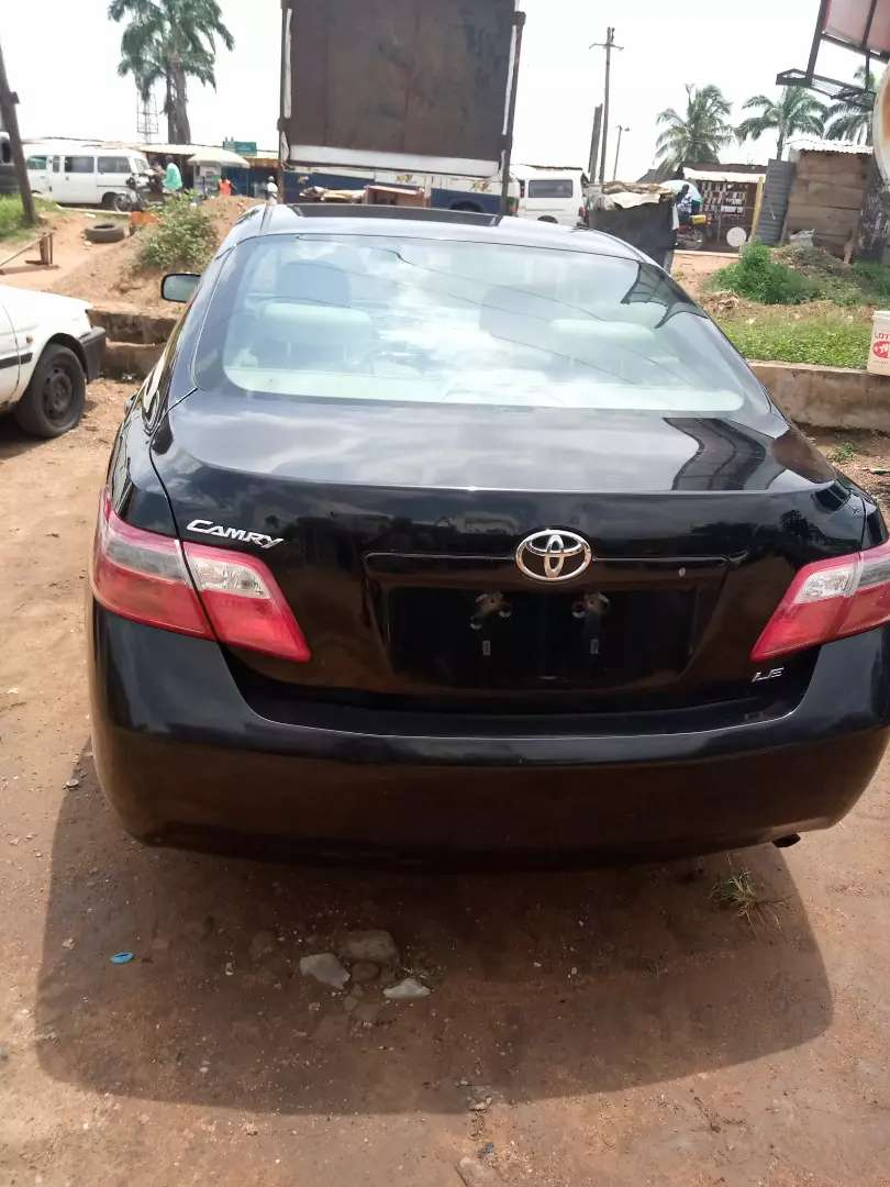 tokunbo Toyota Camry 2007 0