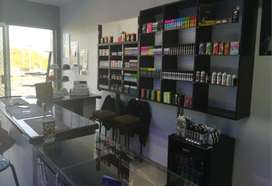 Vape Shop in Busy Centre