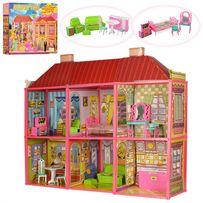 "Домик для кукол Барби ""My lovely villa"" 6983 128 деталей"