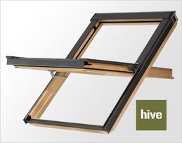 OKNO dachowe RoofLITE HIVE DPY 900 (78 x 118)