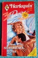 Harlequin desire - Niewłaściwa zona - Eileen Wilks