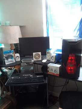 Swap all this for a Ps4 And Tv