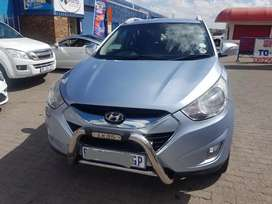 HYUNDAI ix35 FOR SALE AT VERY GOOD PRICE AUTOMATIC