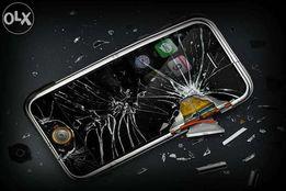 замена стекла сенсор экран на iphone 5/6/6s/6s+/7/7+/8/X ремонт айфон