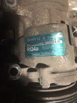 Продам компрессор кондиционера от Пежо