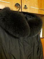 Пальто зимнее женское длинное