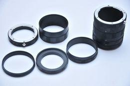 Sony/Minolta Макро кольца A-mount Sony Alpha байонет A Макрокольца