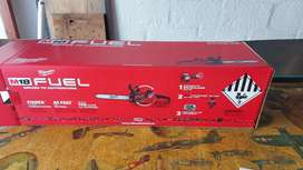 Brand new Milwaukee Cordless Chainsaw