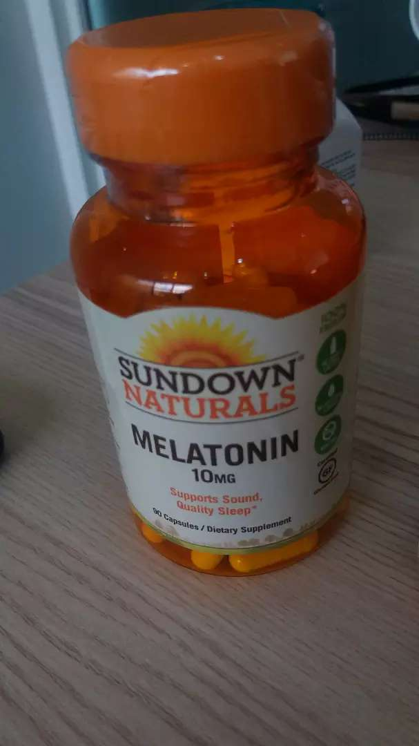 Sundown Melatonin 10mg 0