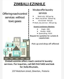 AFFORDABLE LAUNDRY SERVICES