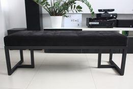 Siedzisko, ławka ławeczka pikowana tapicerowana do przedpokoju