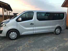 Wypożyczalnia busów wynajem busa rent a car bus 9 osobowy ferie