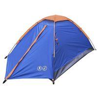 Namiot Dwuosobowy w Kształcie Kopuły Niebieski