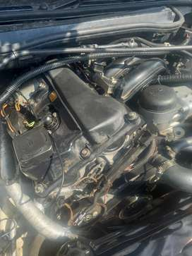 Bmw e46 engine and 6 speed gear box