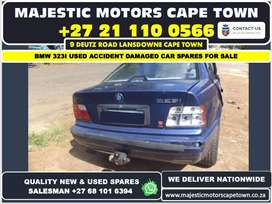 Bmw 323i accident damaged spares and parts for sale