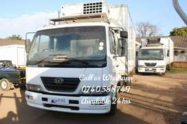 NISSAN UD60 6TON FRIDGE TRUCK ON SPECIAL