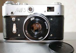 Продам именной фотоаппарат ФЭД-3