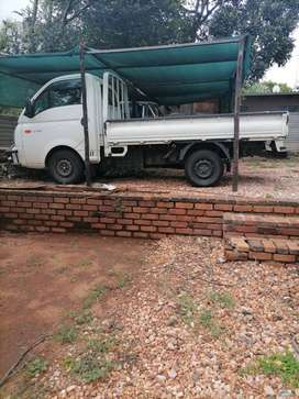 The bakkie is this in good condition