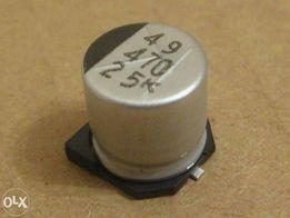 Конденсатор электролитический Sanyo KX