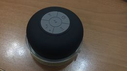 Портативная колонка BTS06 Green Bluetooth водонепроницаемая