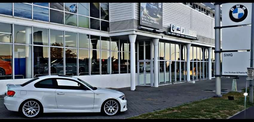 Bmw 135i coupe 0