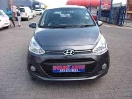 2016 Hyundai Grand i10 1.2 Fluid Hatchback