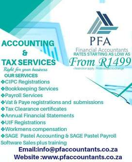 PFA - Business Accountants