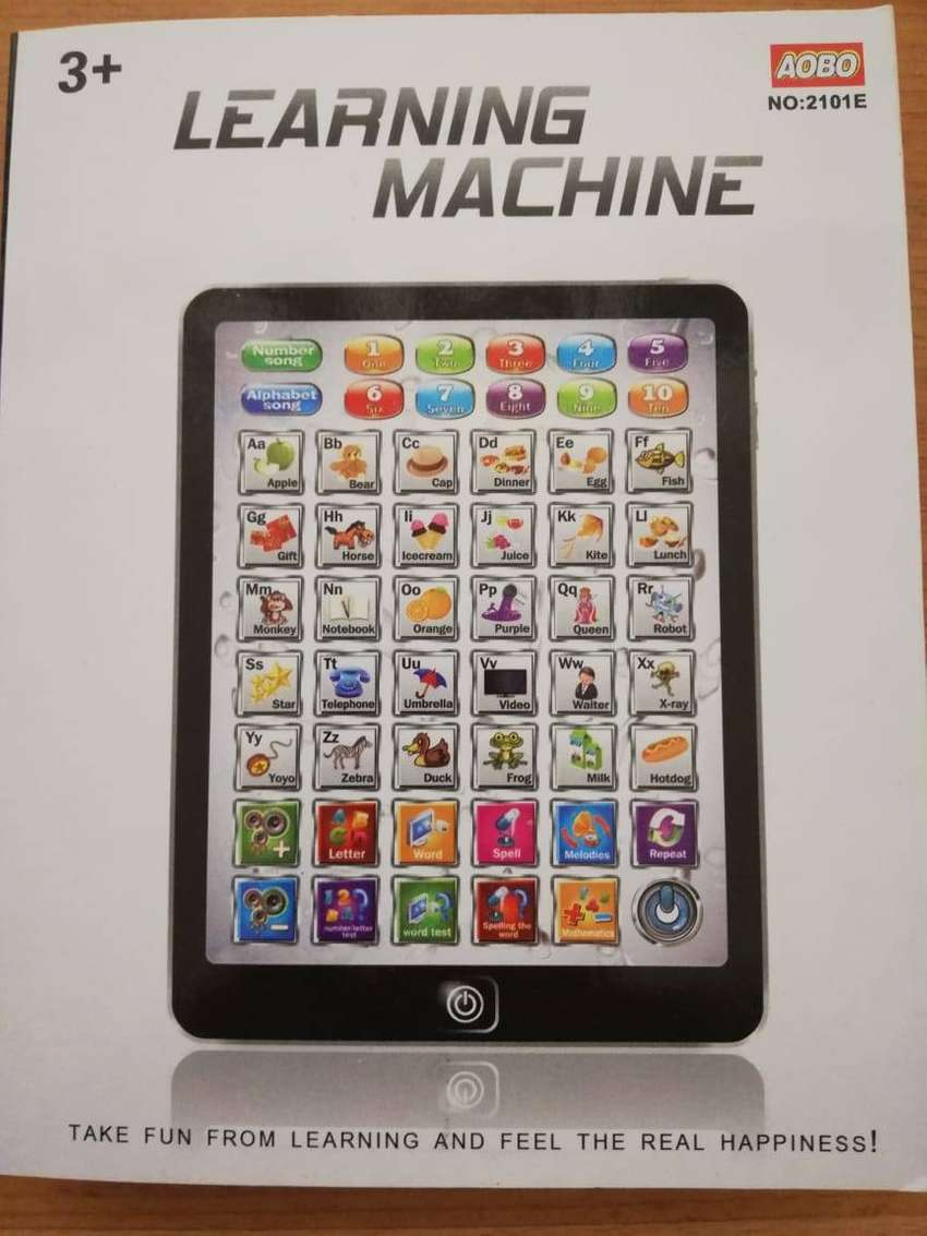 Kids toy IPAD - FREE demonstration video included 0