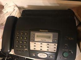 Телефон/факс Panasonic KX-FT908UA