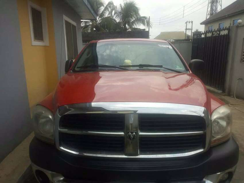 A Clean Dodge truck up for sale 0