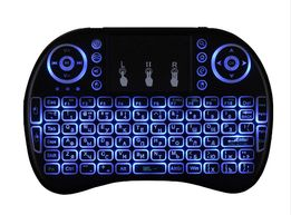 Беспроводная мини клавиатура wireless keyboard i8 PRO