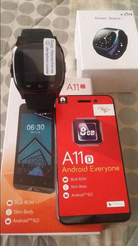 Itel A11 slim body android