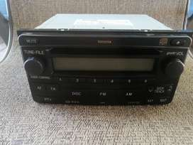 Hilux Radio for sale