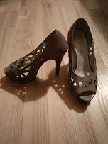 Buty, szpilki, sandały 35 skóra naturalna