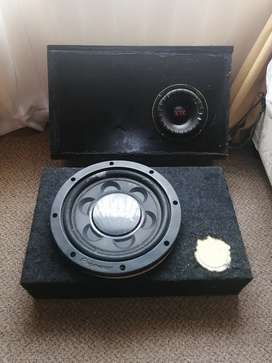 Car subs for sale