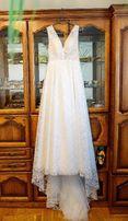 Шикарне весільне плаття/Свадебное платье