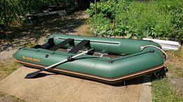 Надувная моторная лодка Kolibri КМ-360D килевая (Колибри 5-ти местная)