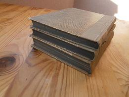 Старые книги Чехия Прага 1912-1913 год