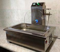 Оборудование для темперирования и плавления шоколада