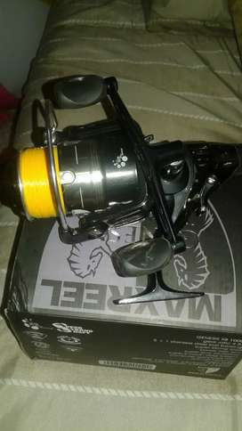 Genesis fishing rod an reel