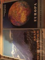 Zarys Geografii Turystycznej:Kraje Pozaeuropejskie-1997, Europa-1995