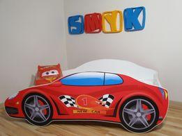 Samochód Łóżko dziecięce 140x70 AUTO SEDAN NEW CAR